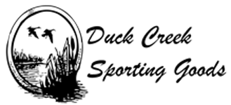 Duck Creek Sporting Goods Logo