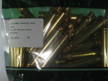 7 mm STW brass (Remington QTY 50)